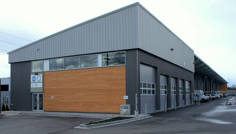 Metal Building Manufacturers in Canada
