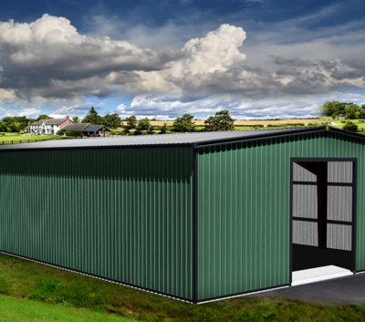 Grow and Scale Your Business with Pre Engineered Steel Buildings