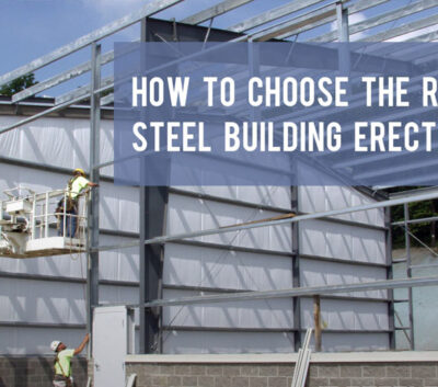 Steel Building Erectors in Canada